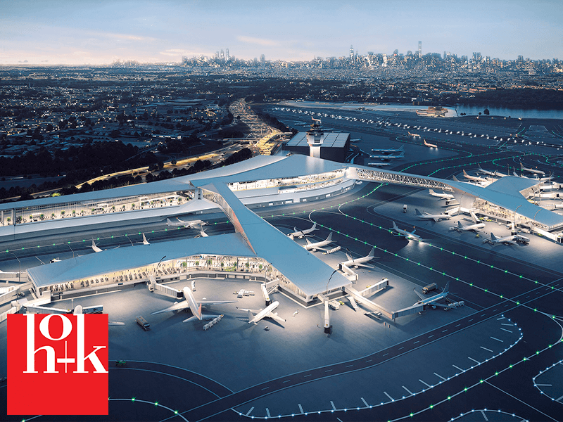 Wired Video: Peter Ruggiero Describes Evolution of Airport Design and LaGuardia's New Terminal B